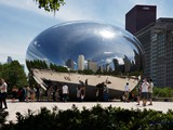 Milennium Park: Cloud Gate